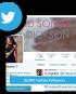 Buy 20k Twitter Followers