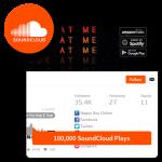 Buy 100,000 SoundCloud Plays