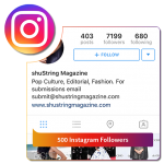 Instagram 500 Followers – Draft